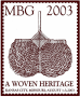 2003 A Woven Heritage Logo